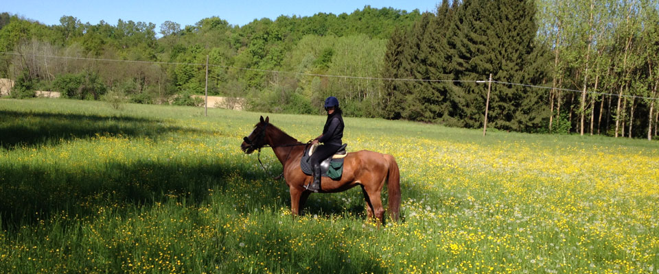 Week-end natura a cavallo & cucina